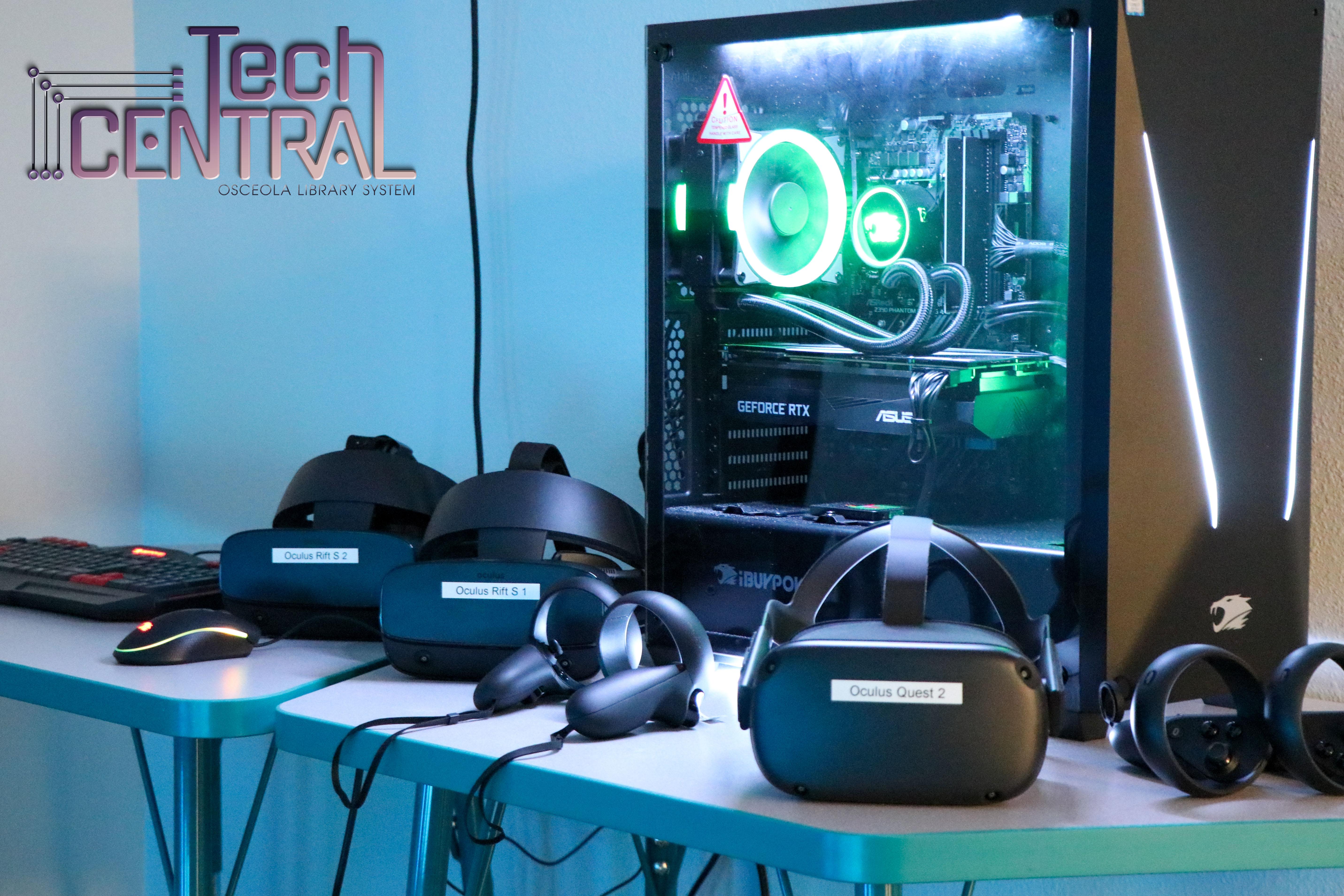 Virtual Reality Lobby