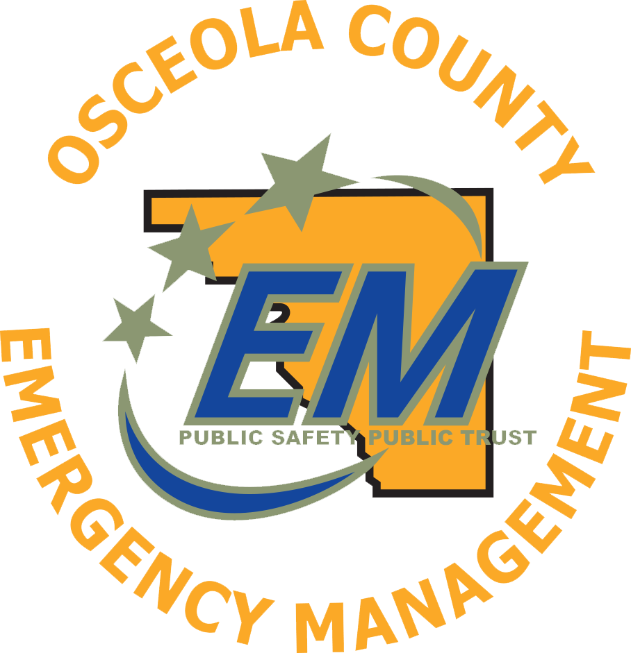 Osceola County Emergency Management logo