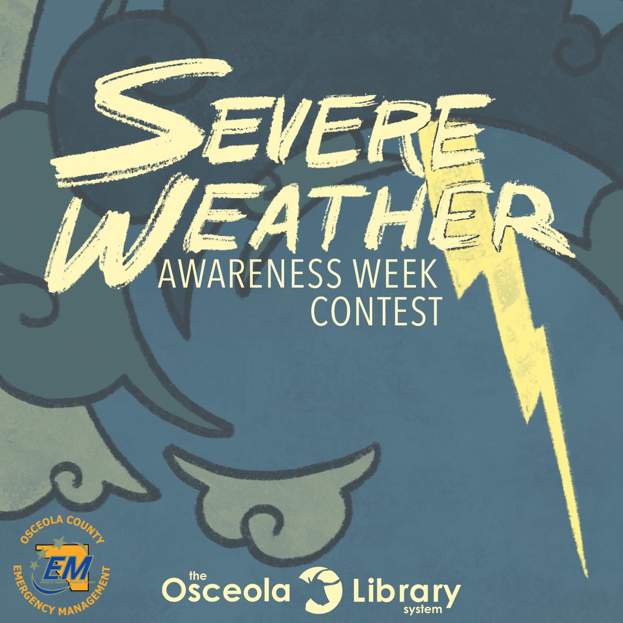 Severe Weather Awareness Week Contest