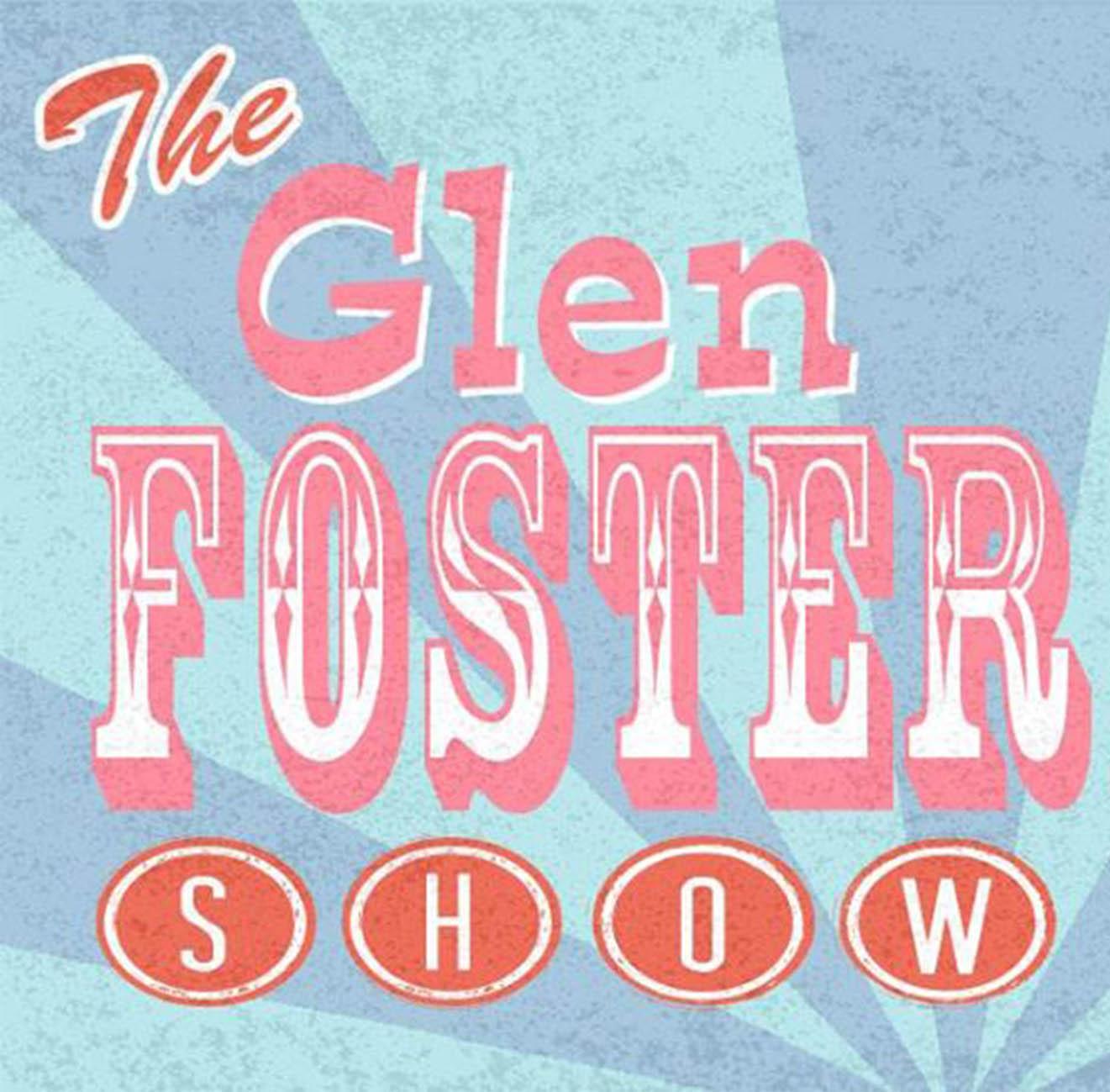 The Glen Foster Show logo