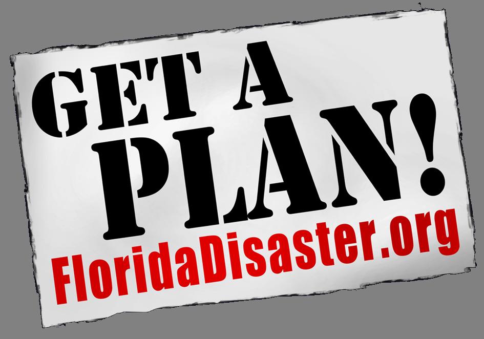 Get a Plan! FloridaDisaster.org