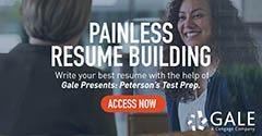 Gale Presents: Peterson's Test Prep