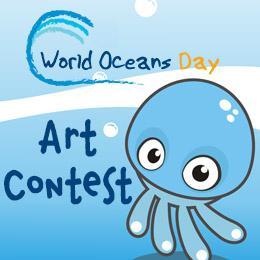 World Ocean Day Art Contest